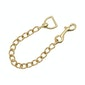 Shires Brass Rein Chain for In-Hand