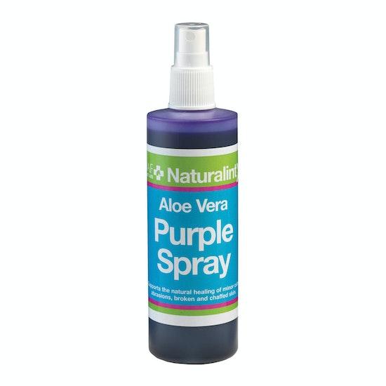 NAF Aloe Vera Purple Spray 240ml Pferd Erste Hilfe