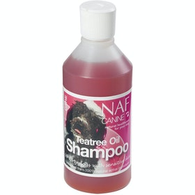 NAF Canine Tea Tree Oil 250ml Shampoo - Pink