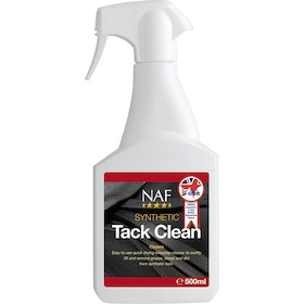 NAF Synthetic Tack Clean 500ml Leathercare - Clear