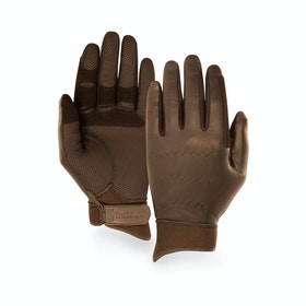 Competition Glove Tredstep Show Hunter - Brown