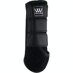 Woof Wear Training Exercise Wrap - Black