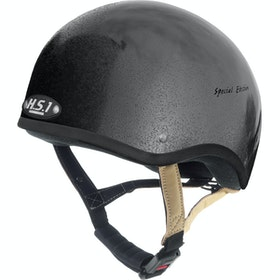 Gatehouse HS1 Special Edition Jockey Riding Skull - Black