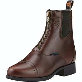 Ariat Bromont Pro Zip H20 Insulated Damen Paddock Boots - Waxed Chocolate