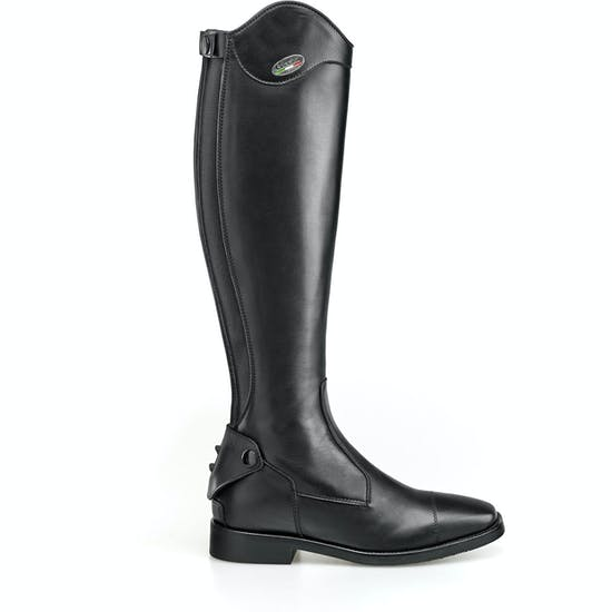 Brogini Livorno Leather Long Riding Boots