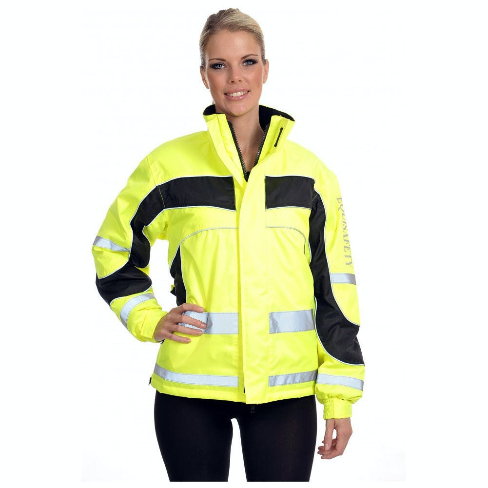 Equisafety Winter Aspey Reflective Jacket From Rideaway
