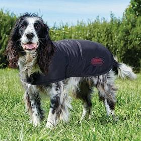 Weatherbeeta Waxed Dog Jacket - Brown
