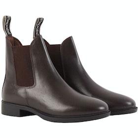 Brogini Pavia Jodhpur Boots - Brown