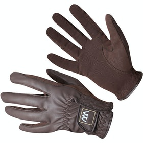 Woof Wear Synthetic Competition Glove - Brown