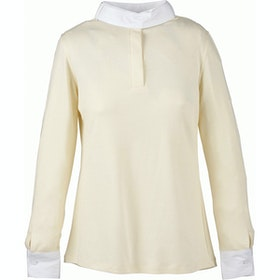 Dublin Longmoor Mens Competition Shirt - Cream