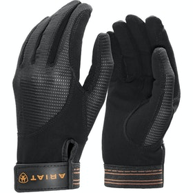 Ariat Air Grip Gloves - Black
