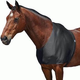 Weatherbeeta Stretch Shoulder Guard - Black