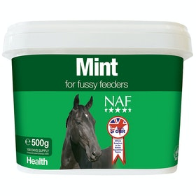 NAF Mint 500g Health Supplement - Clear