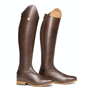 Mountain Horse Opus Unisex High Rider Long Riding Boots - Brown