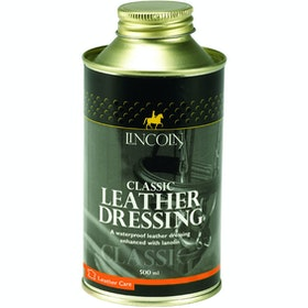 Lincoln Classic Leather Dressing Leathercare - Clear