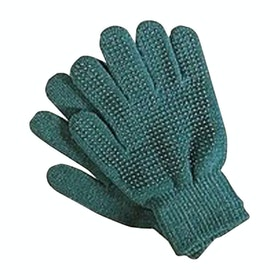Dublin Pimple Grip Kids Riding Gloves - Green