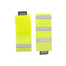 Roma Pack 2 Reflective Band - Yellow