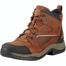 Ariat Mens Telluride II H20 Short Riding Boots - Copper