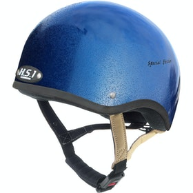 Gatehouse HS1 Special Edition Jockey Riding Skull - Blue