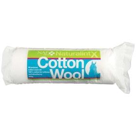 NAF NaturalintX Cotton Wool 350g Horse First Aid - White