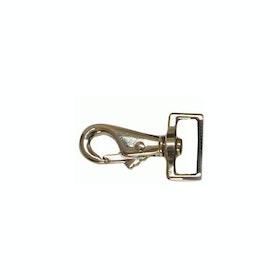 Weatherbeeta Swivel Leg Strap Clip Rug Accessory - Silver