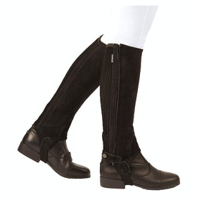 Chaps Dublin Adults Suede Half - Brown
