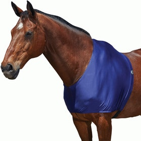 Weatherbeeta Stretch Shoulder Guard - Navy
