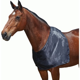 Weatherbeeta Satin Shoulder Guard - Black