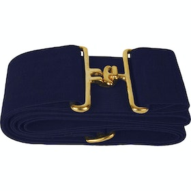 Roma Elastic Rug Surcingle - Navy