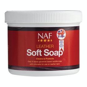NAF Soft Soap 450g Leathercare - Clear