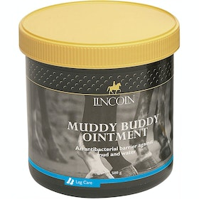 Lincoln Muddy Buddy Ointment Skin Care - Clear