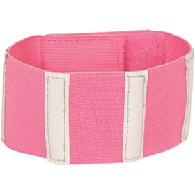 Roma Pack 2 Reflective Bands - Pink