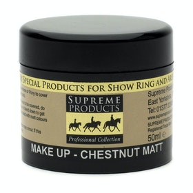 Supreme Products Matte Make Up Show Preparation - Chestnut