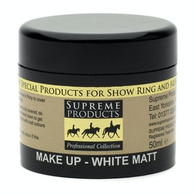 Supreme Products Matte Make Up Show Preparation - White