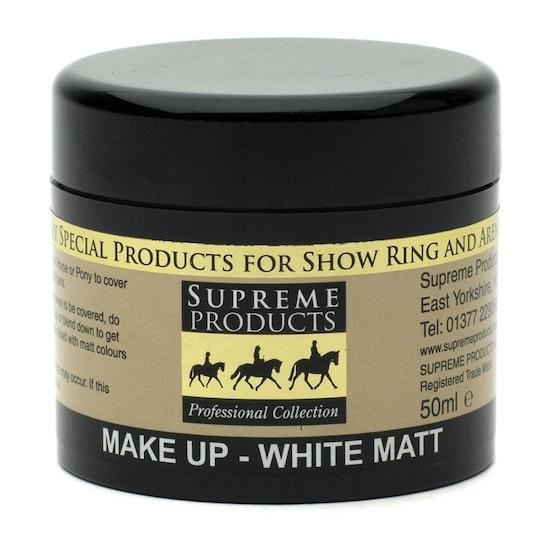 Preparação para Espetáculos Supreme Products Matte Make Up