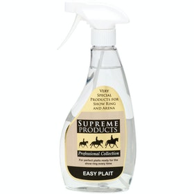 Supreme Products Easy Plait Show Preparation - Clear
