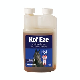 NAF Kof Eze 500ml Supplement - Clear