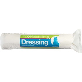 NAF NaturalintX Dressing Horse First Aid - White