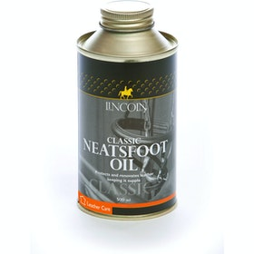 Lincoln Classic Neatsfoot Oil Leathercare - Clear
