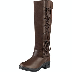Ariat Grasmere Ladies Country Boots - Chocolate