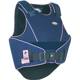 Champion Flexair Body Protector , Kropsbeskyttelse - Navy/Pink