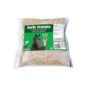 NAF Garlic Granules 1kg Refill Health Supplement - Clear