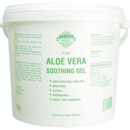 Barrier Aloe Vera Soothing Gel 250ml Pferd Erste Hilfe