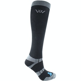 Woof Wear Bamboo Long Socks - Black