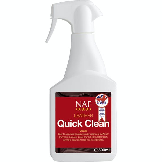 NAF Leather Quick Clean 500ml Leathercare