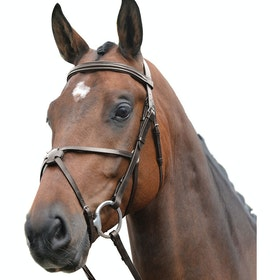 Kincade Classic Grackle Bridle - Brown