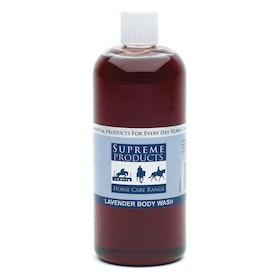 Supreme Products Lavender Body Wash Shampoo - Purple