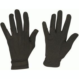 Dublin Deluxe Track Gloves - Black