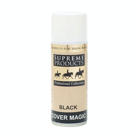 Supreme Products Cover Magic Show Preparation - Black