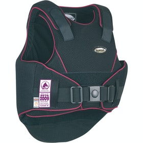 Gilet de protection Champion Flexair Body Protector - Black/Berry